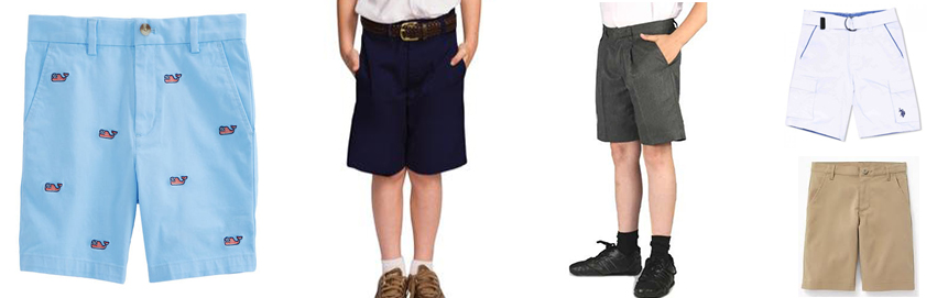 Boy Shorts - front garments
